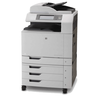 color printer rental service
