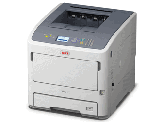 ES7131dn printer and scanner