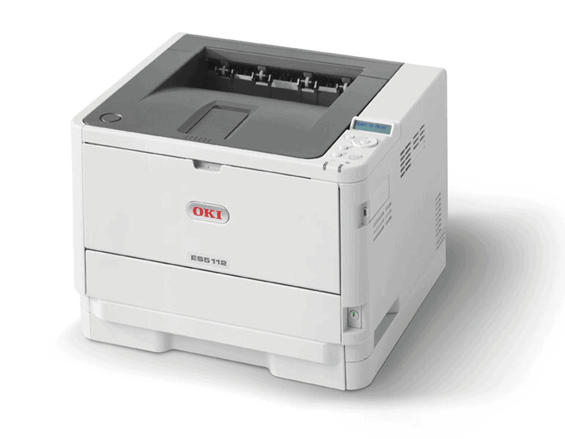 ES5112dn printer and scanner