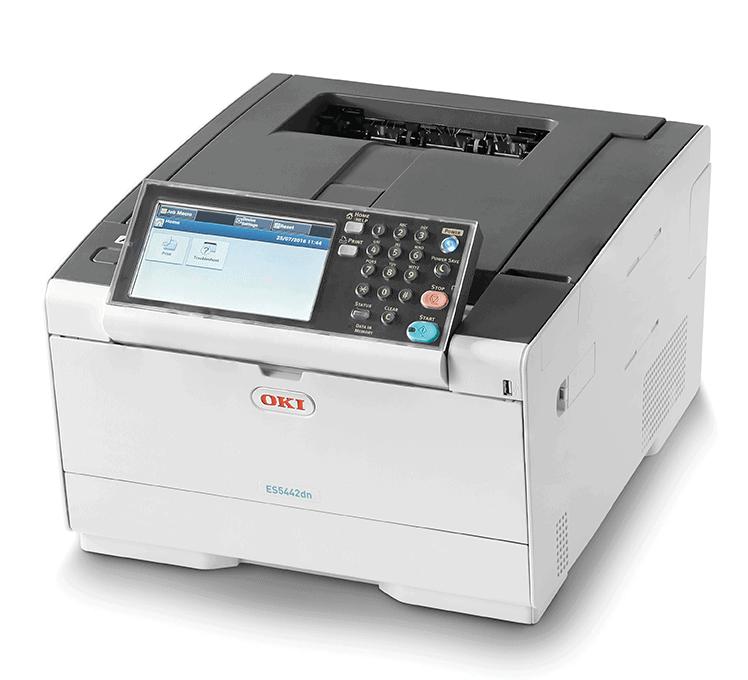 ES5442dn printer and scanner