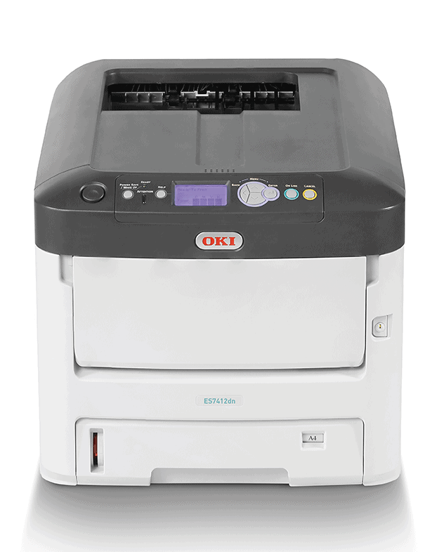 ES7412n printer and scan