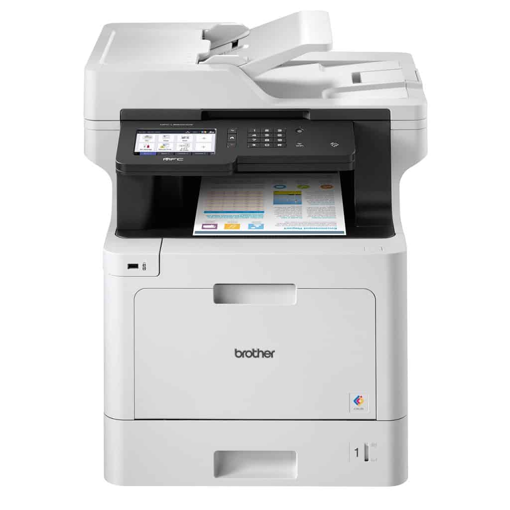 Brother MFC-L8900CDW Colour Laser Multi-Function Printer