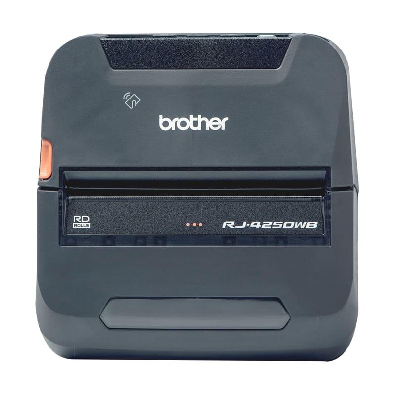 Brother RJ-4250WB Portable Printer Bundle-Pack