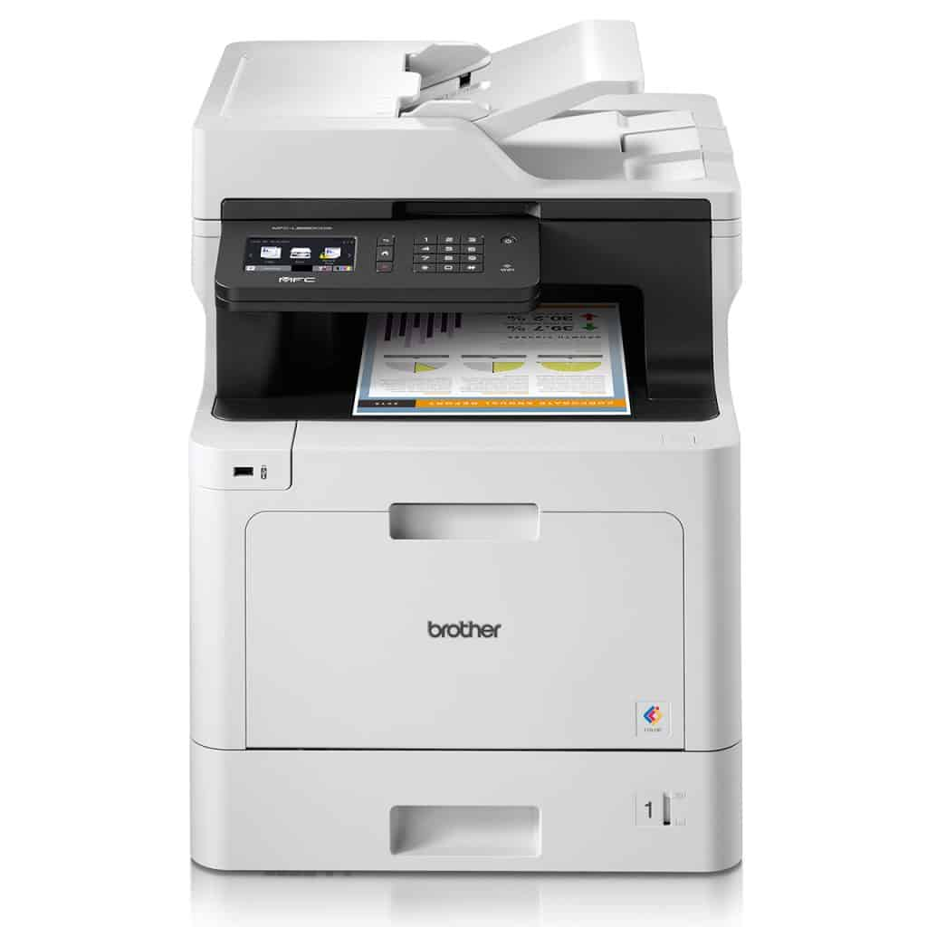 Brother MFC-L8690CDW Colour Laser Multi-Function Printer