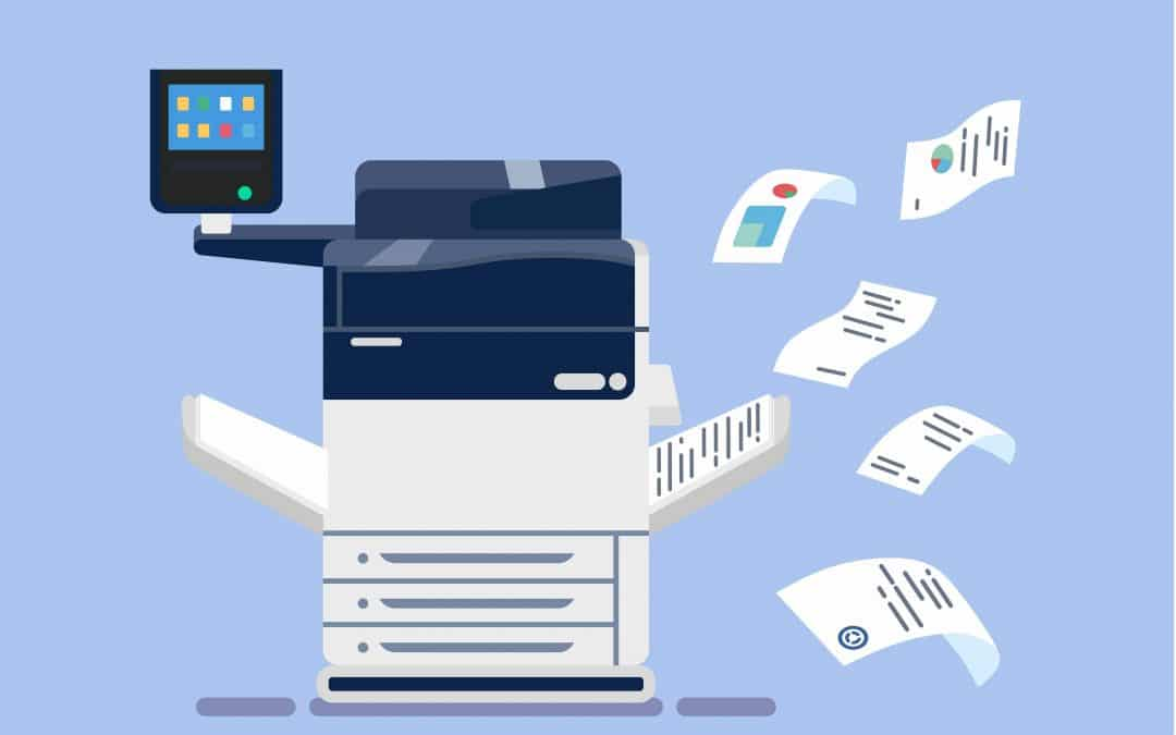 4 Benefits of a Multifunction Printer in your Office